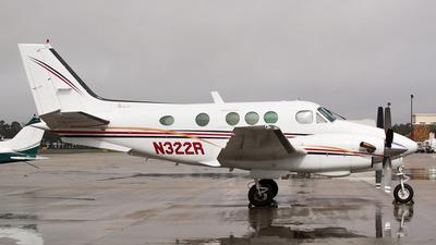 N322R - Beechcraft C90 King Air - Private