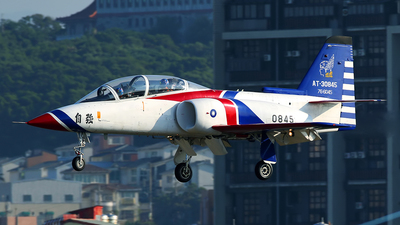 0845 - AIDC AT-3 Tzu Chiang - Taiwan - Air Force