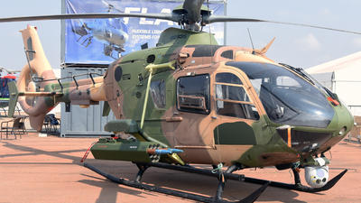 141 - Eurocopter EC 635T1 - Jordan - Air Force