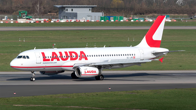 A picture of OELMB - Airbus A320232 - Laudamotion - © Sebastian Thiel