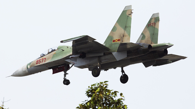 8577 - Sukhoi Su-30MK2V - Vietnam - Air Force