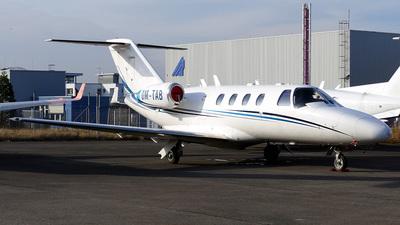 A picture of OMTAB - Cessna 525 CitationJet CJ1 -  - © Karsten Bley