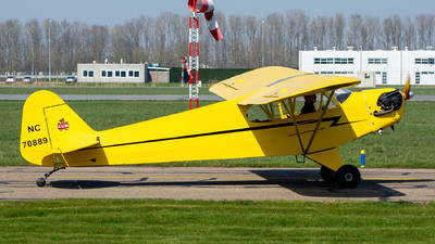NC70889 - Piper J-3C-65 Cub - Private