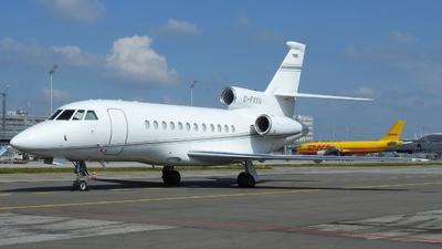 C-FXXU - Dassault Falcon 900EX - Flightexec