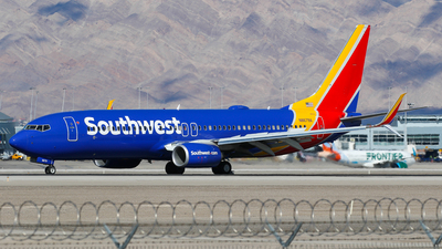 N8679A - Boeing 737-8H4 - Southwest Airlines