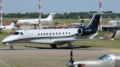 D-ATOP - Embraer ERJ-135BJ Legacy 650 - Air Hamburg