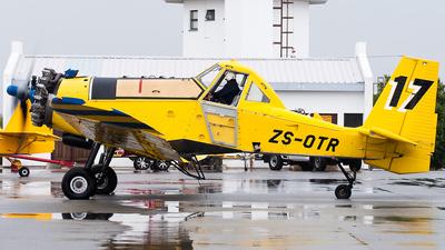 ZS-OTR - PZL-Mielec M-18 Dromader - Private