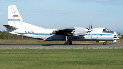 RA-26226 - Antonov An-30 - Russia - Air Force