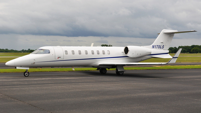 N170LS - Bombardier Learjet 45 - Private