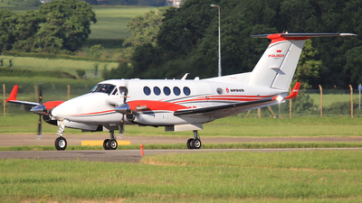 SP-URS - Beechcraft B200GT King Air 250 - Private