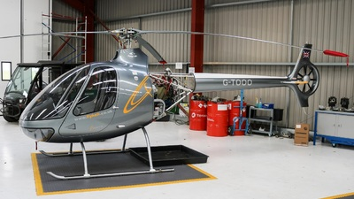 G-TOOO - Guimbal Cabri G2 - Helicenter
