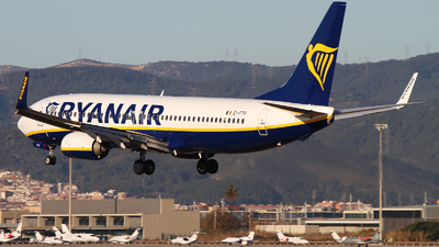 EI-FTP - Boeing 737-8AS - Ryanair