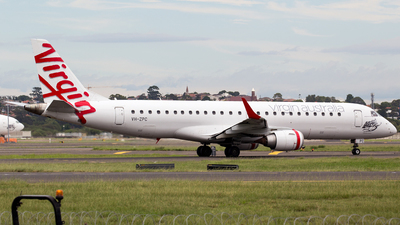 VH-ZPC - Embraer 190-100IGW - Virgin Australia Airlines