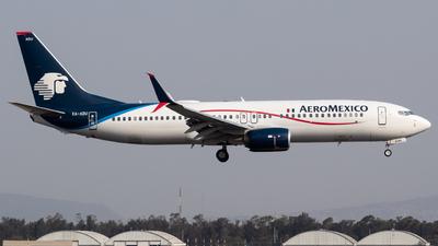 XA-ADU - Boeing 737-852 - Aeroméxico