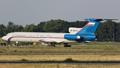 RF-85135 - Tupolev Tu-154M - Russia - Ministry of Internal Affairs