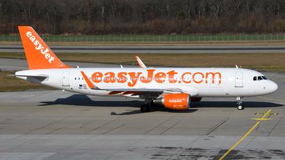 OE-IVL - Airbus A320-214 - easyJet Europe