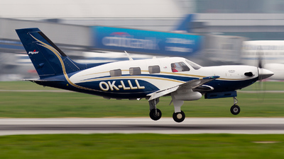 OK-LLL - Piper PA-46-500TP Meridian - Private