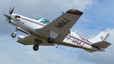 PP-MMJ - Beechcraft B36TC Bonanza - Private