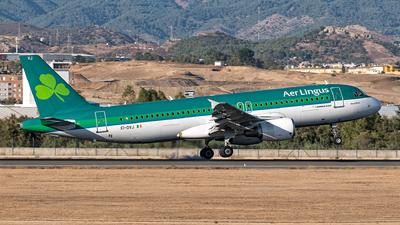 A picture of EIDVJ - Airbus A320214 - Aer Lingus - © EduAtienza