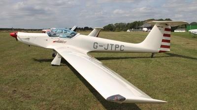 A picture of GJTPC - Aeromot AMT200 Super Ximango - [200.067] - © Ian Johnson