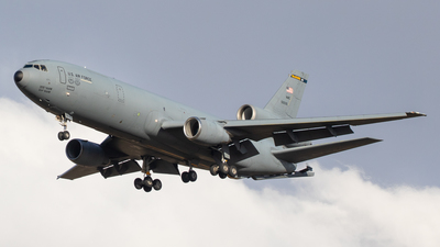 85-0030 - McDonnell Douglas KC-10A Extender - United States - US Air Force (USAF)