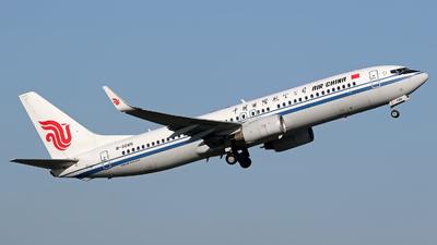 B-5585 - Boeing 737-89L - Air China