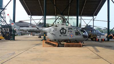 HE-4109 - MBB Bo105CB - Indonesia - Navy