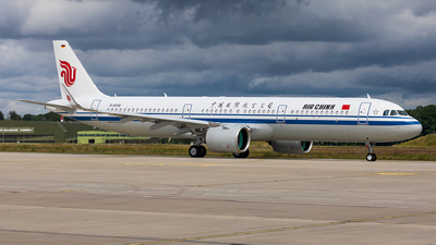 A picture of DAVXE - Airbus A321200N - Airbus - © Fabian Luehrs