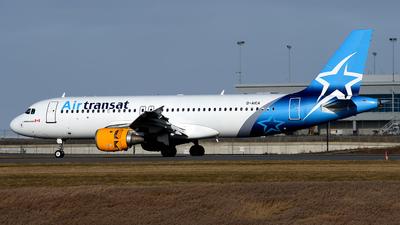 D-AICA - Airbus A320-212 - Air Transat (Condor)