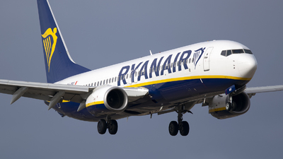 9H-QBO - Boeing 737-8AS - Ryanair (Malta Air)
