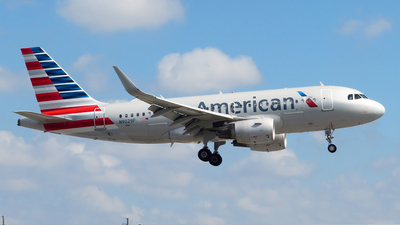 N9029F - Airbus A319-115 - American Airlines