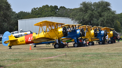 N59990 - Boeing A75N1 Stearman - Private