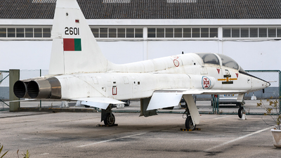 2601 - Northrop T-38A Talon - Portugal - Air Force