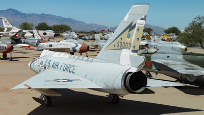 59-0003 - Convair F-106A Delta Dart - United States - US Air Force (USAF)