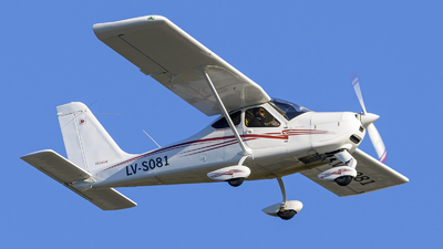 LV-S081 - Tecnam P92 Eaglet DL - Private