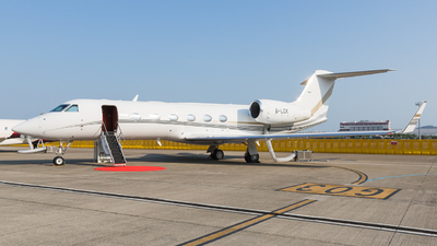 B-LCK - Gulfstream G450 - Private