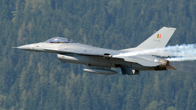 FA-104 - General Dynamics F-16AM Fighting Falcon - Belgium - Air Force