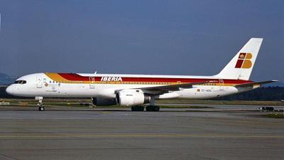 EC-HDG - Boeing 757-236 - Iberia
