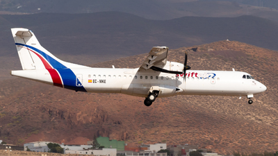 A picture of ECMKE - ATR 72500 - Swiftair - © Pablo Gonzalez de Leon