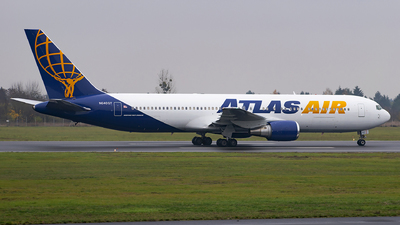 A picture of N640GT - Boeing 7673S1(ER) - Atlas Air - © Pawel Ri