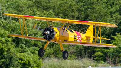 N62794 - Boeing A75N1 Stearman - Private