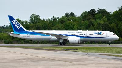 N882BA - Boeing 787-9 Dreamliner - All Nippon Airways (ANA)