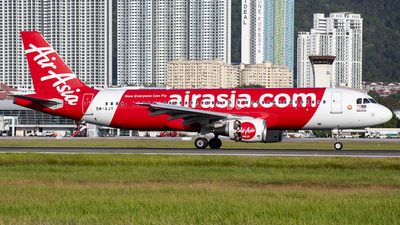 A picture of 9MAJY - Airbus A320216 - AirAsia - © Chao Aviation