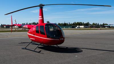 N99519 - Robinson R44 Raven - Private