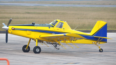 N1008P - Air Tractor AT-502B - Private