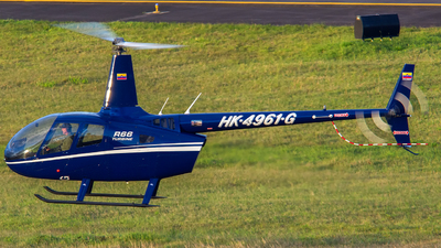HK-4961-G - Robinson R66 Turbine - Private