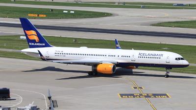 TF-FIO - Boeing 757-208 - Icelandair
