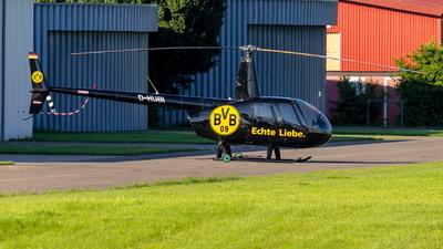 D-HUBI - Robinson R44 Raven - Private