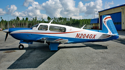 N204GX - Mooney M20R Ovation - Private