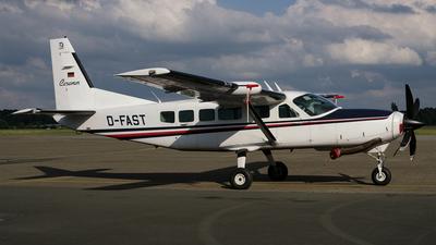 D-FAST - Cessna 208 Caravan - Private